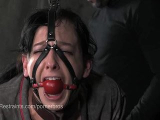 brunette any, real torture, free painful watch
