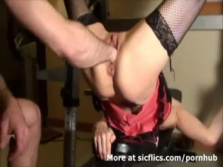 orgasm, rough, gaping, squirt