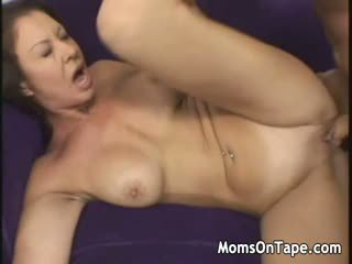 Hot Suburban Mom Pounding Her Brains Out