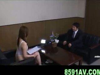 japonais, garçon, orgasme