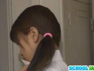 japanilainen, teini-ikä, threesomes, hardcore
