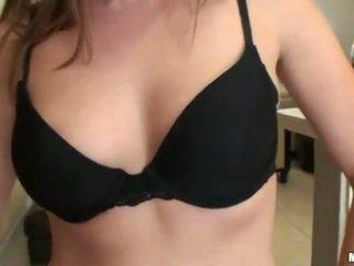 Sexy gf renna ryann pounded në pov stil