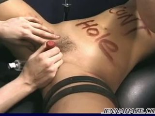 Obedient Hottie Jenna Haze Acquires Her Body Painted For A Bawdy Hot Action