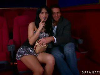dubbele penetratie gepost, meer groepsseks seks