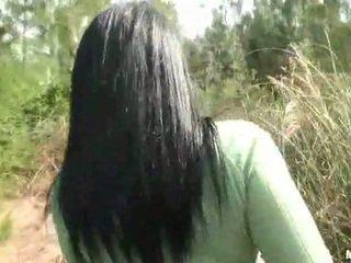 brunette neuken, neuken video-, plezier kanaal