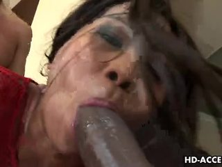 Max Mikita in interracial threesome with anal Video