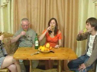 Pure rosyjskie rodzina seks wideo