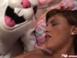 The Energizer Peter Bunny fuck Veronica Vanoza