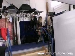 Italian Amateur Casting Provino Ita