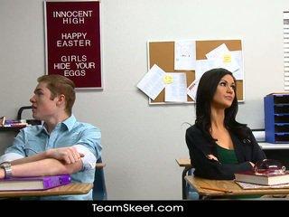 InnocentHigh Cups Trainee Kendall Karson Got Laid Perverted Classmate