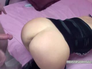 Busty MILF Melissa getting fucked
