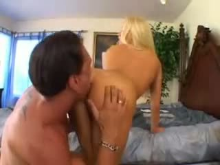 Cassie Young takes a big cock Video