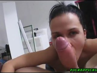 Denise Sky is a skanky dancer