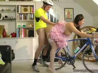 Bum Fun Bonanaza For Bicycle Boy