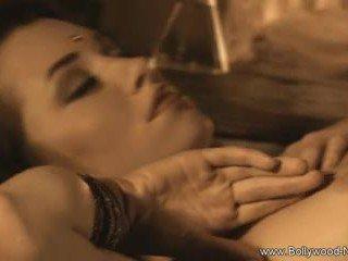 Bollywood Goddess Dances Erotic