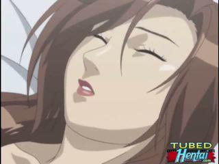 groot geneukt actie, mooi hentai klem, vers anime