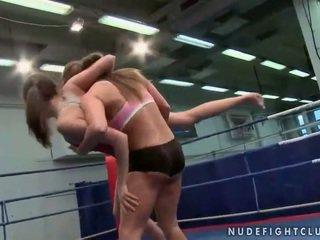 lesbisch thumbnail, lesbische strijd porno, ideaal muffdiving actie