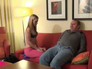 zien pa video-, incest, controleren dochter