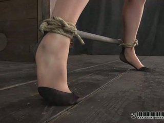 online vernedering klem, heetste voorlegging film, bdsm klem