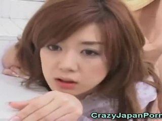 Wtf šialené japonské násťročné porno!