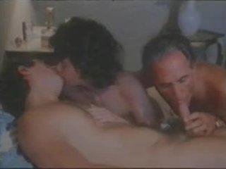 Amateur Sensual Bi-Sex Threesome Encounter