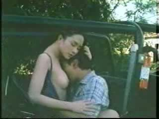 Asian couple jungle sex Video