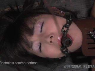 日本語 marica hase 最初の 時間 で metal ボンデージ