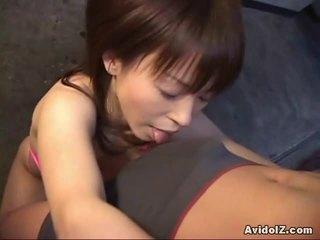 חרמן יפני ai himeno gives the גדול מציצות