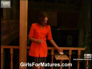 Laura And Irene Old Lesbian Mov