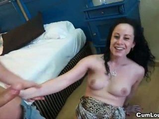 Spanish babe fucking and squirting hard