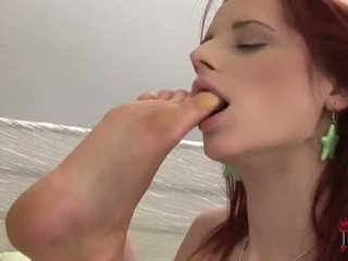 Piper Fawn Lusty Babe Like Clean Foot Licking