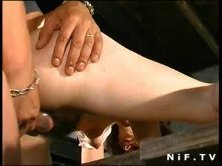 heet frans scène, zien matures neuken, ideaal anaal tube