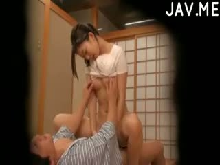 brunette, rated japanese more, watch cumshot online