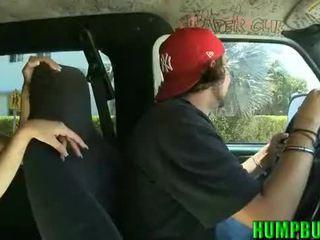 Horny Latinas on the Hump Bus - HumpBus.com