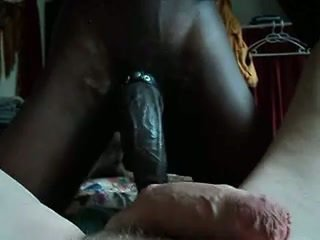 big dick, gay, interracial
