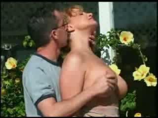 Michel steuve's abielunaine küpsemad mon colette choisez perses õues poolt a teismeline