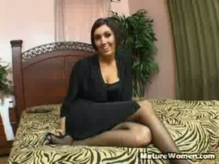 Dylan Ryder Is A Cute Stepmom, Who Accidentally Walks In Onto Her Stepson Masturbating. She Has So Turned Onto By What She Sees That She Has Nude Off Her Robe To Reveal Sensuous Lingerie. Shocked, W