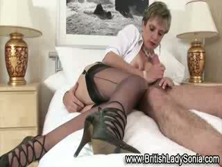 Mature Blowjob fuck prostitute Lady Sonia