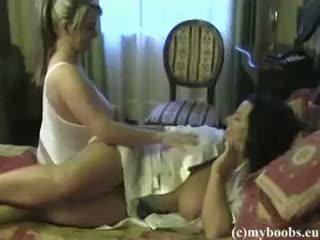 Bea Flora With Aneta Buena Busty Lesbians