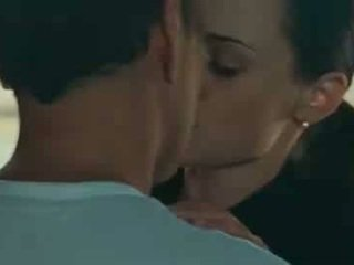 Alexis Bledel sex scene in The Kate Logan Affair