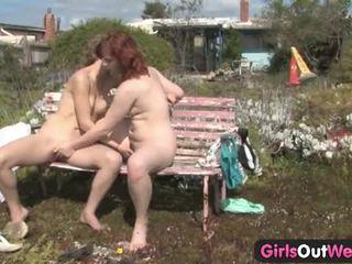 Me lesh amatore lesbians jette dhe kara përjashta argëtim