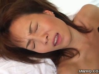 Miri Sugihara Huge Knocker Chick Banged By Hard Cock!
