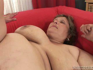 fresh bbw, big breast, hot cumshot