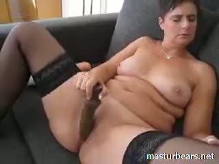 vol brunette kanaal, speelgoed, vol masturbatie porno