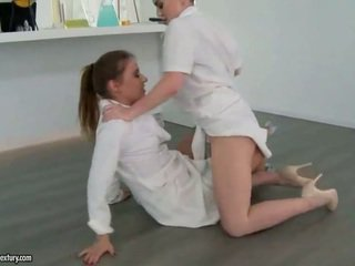 sensual, lesbian, lesbian fight
