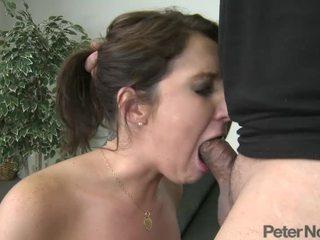 vol blow job video-, een grote lullen porno, u schoonheid film