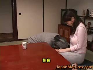 Juri yamaguchi asiática modelo gives part6