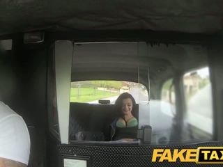 Fake taxi prague beauty squirting op camera