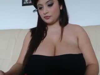 Big Juicy Ones: Big Natural Tits Porn Video e5