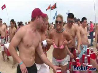 Impreza w the plaża